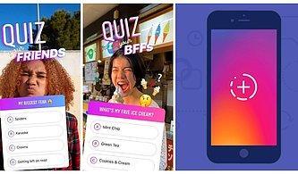 Kullanıcılar Yine Çok Mutlu: Instagram Yeni Test Çıkartmasını Hikayelere Ekledi!