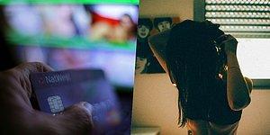 Bir Zamanlar Müşterisi Olduğu Sevgilisinin Webcam'de Soyunarak Para Kazanmasından Son Derece Memnun Olan Adam