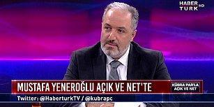 AKP Milletvekili Yeneroğlu: 'Bugün Levent Gök'e Yapılan Saldırı Yarın Bana da Yapılabilir'