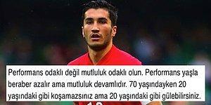 Başarılı Futbolcu Nuri Şahin'den Genç Sporculara Altın Değerinde Tavsiyeler