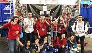 NASA Desteği Alacaklar: Darüşşafaka Robot Kulübü, FRC Dünya Finallerinde Ödüle Layık Görüldü!