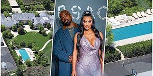Kim Kardashian ve Kanye West'in Yapımı Beş Yıl Süren 120 Milyon TL Değerindeki Malikaneleri
