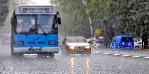 Ankara'da Yaşlı Adamı Otobüse Almayan Şoför Toplu Ulaşımdan Men Edildi