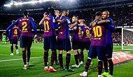 Lionel Messi Yine Sahnede! Barcelona 26. Kez Şampiyon Oldu