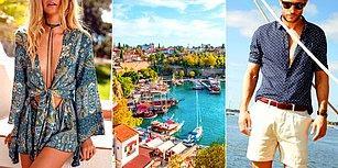 Seçtiğin Kıyafetlere Göre Yaz Tatilini Nerede Geçireceğini Söylüyoruz!