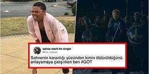 Game of Thrones'un Son Bölümündeki Aşırı Karanlık Savaş Sahneleri Sonrası Tepkisini Herkesi Güldürerek Gösteren İzleyiciler