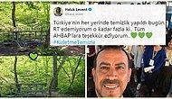 Canımızsın Sen Bu Çok Belli! Haluk Levent'in Kurucusu Olduğu AHBAP Ekibi Türkiye'nin 134 İlçesinde Temizlik Yaptı
