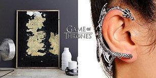 Bakması Bile Keyiflenmek İçin Yeter: Game of Thrones Hayranlarının İçindeki Buzları Eritecek 16 Eşya