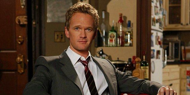 6. How I Met Your Mother dizisindeki bu karakterin adı?