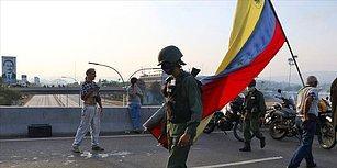 Venezuela Hükümeti: 'Bir Grup Asker Darbe Girişimi Başlattı'