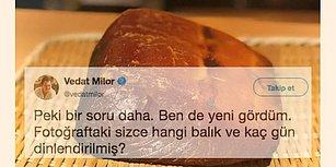 Vedat Milor'un Sorduğu Gastronomik Soruya Gelen Birbirinden Tuhaf Yanıtlar