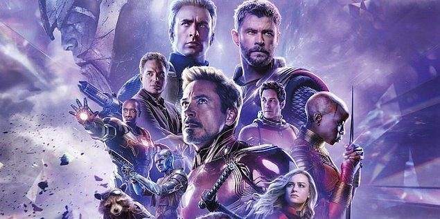 Avengers: Endgame daha ilk haftasında dünya çapında 1 milyar doların üzerinde hasılat elde etti bile. Öngörülere göre 3 milyar doları rahatça geçecek!