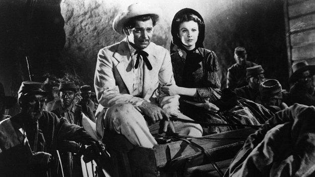 Ünlü 'Rüzgar Gibi Geçti' beyaz perdeye çıktığı 1939 yılında dünya çapında 402 milyon dolarlık gişe yaptı.