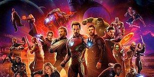 Avengers Endgame'den Önce Bu 21 Marvel Filmini Hangi Sırayla İzlemeniz Gerektiğini Biliyor musunuz?