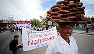 Emeğin Bayramı 1 Mayıs: Kutlama ve Yürüyüşlerden Rengârenk Görüntüler