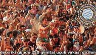 Coachella Festivali Sonrası Kaliforniya'da Cinsel Yolla Bulaşan Hastalıklarda Olağan Dışı Bir Artış Yaşanıyor