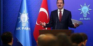 AKP Genel Başkan Yardımcısı Ali İhsan Yavuz: 'İstanbul'da Kesinlikle Bir Şeyler Oldu'
