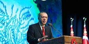 Erdoğan: 'Evlilik Dışı İlişkilerin Normal Sayıldığı, Boşanmanın Adeta Teşvik Edildiği Sancılı Bir Süreçle Karşı Karşıyayız'