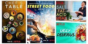 Netflix'te İzledikçe Acıkıp Dünyayı Gezmek İsteyeceğiniz Birbirinden Eğlendirici ve Bilgilendirici 10 Yemek Belgeseli