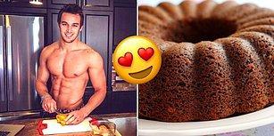 Sevgiline Çikolatalı Kek Yapabilecek misin?