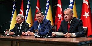Erdoğan'dan Bosna Hersek'ten Et İthalatı Açıklaması: 'Talimatları Verdik'