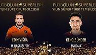 2018-2019 Sezonunun En İyileri ''Futbolun Süperleri'' Töreninde Ödüllerini Aldı