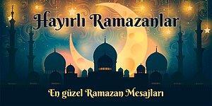Ramazan Ayı Mesajları 2021: Paylaşmaya Hazır Resimli ve Resimsiz, Anlamlı Ramazan Mesajları