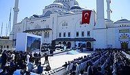 63 Bin Kapasiteye Sahip: Türkiye'nin En Büyük Camisi Çamlıca'da Törenle Açıldı
