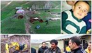 Babası 'Öldürüp, Mezara Gömdüm' Demişti: 20 Gündür Kayıp Olan Furkan'ın Cansız Bedenini Çobanlar Buldu