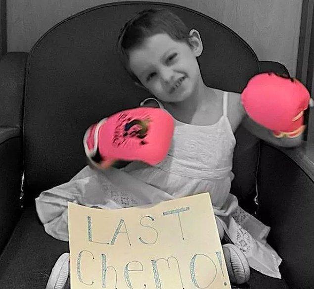 5. Son kemoterapi!