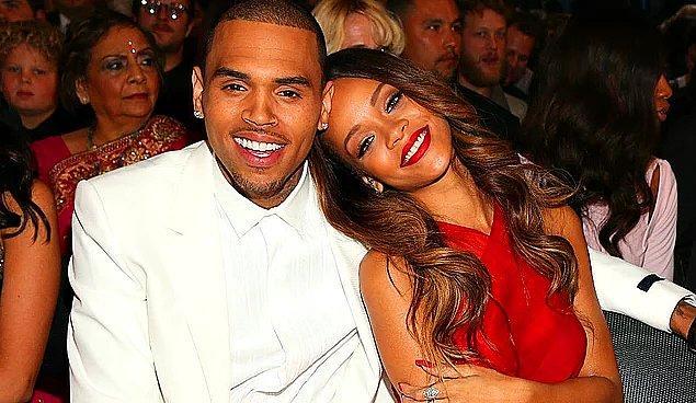 Bir zamanlar Chris Brown ile Rihanna'nın sevgili olmadığını bilmeyen yoktur diye düşünüyoruz.