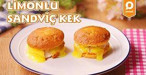 Mis Gibi Limon Kokulu Yumuşacık Bir Tatlı: Limonlu Sandviç Kek Nasıl Yapılır?