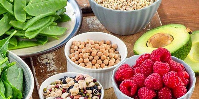 7. Çözünebilen lifli gıda alımını arttırın.