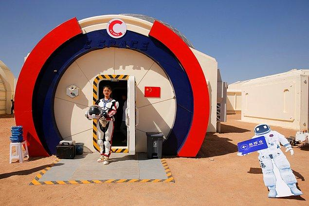 Uzay kampının kurucuları ayrıca, bu bölgede turizmi de canlandırmayı hedefliyor.