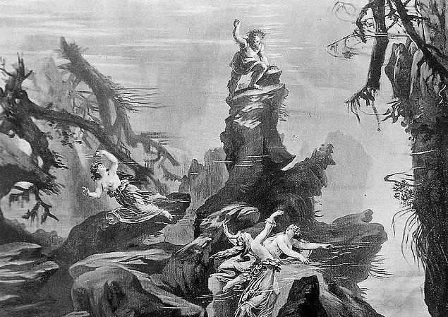 """9. Vikingler'in boynuzlu kasklar taktıklarına dair bir bulguya bugüne dek ulaşılamadı. Herkesin kafasında oluşan bu imajın kaynağı aslında Wagner'in """"Der Ring des Nibelungen"""" adlı operasıdır."""