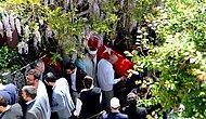 Kadir Mısıroğlu'nun Tabutuna Türk Bayrağı Örtülmesi Tepkilerin Odağında