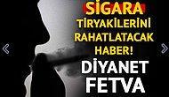 Diyanetten Fetva :Nikotin Bandı Orucu Bozar Mı?