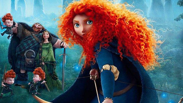 #1 Cesur (2012) Brave