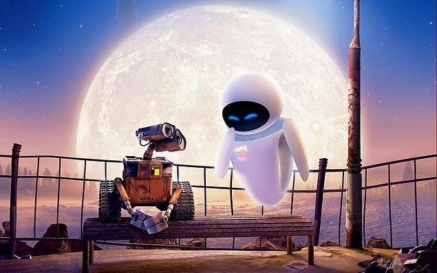 #4 VOL·i (2008) WALL·E