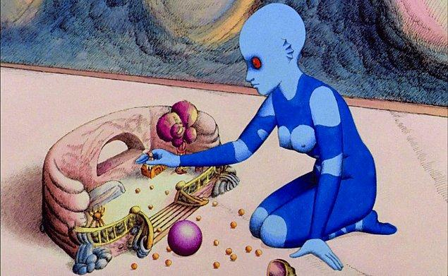 #3 Fantastik Gezegen (1973) La Planète Sauvage