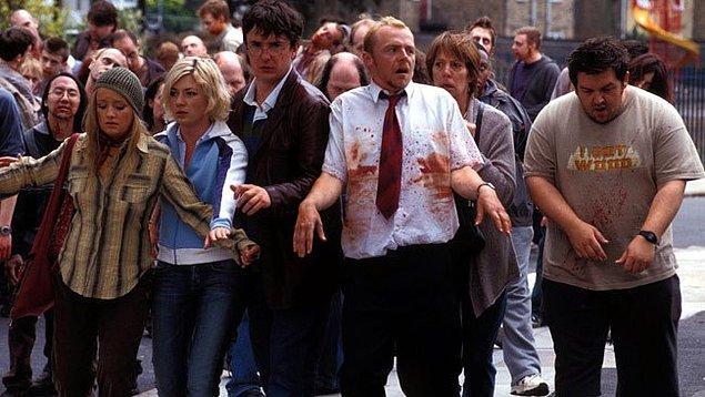 #4 Zombilerin Safağı (2004) Shaun of the Dead