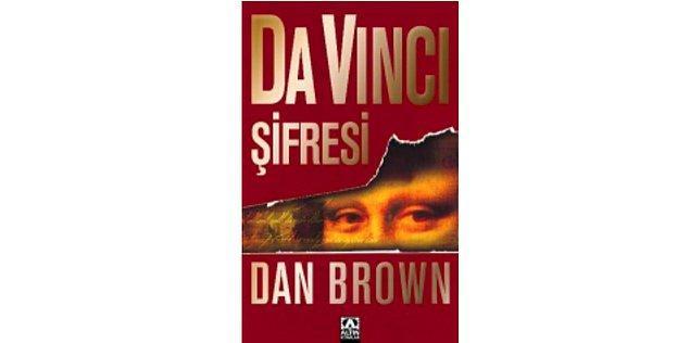 2004: Da Vinci Şifresi - Dan Brown