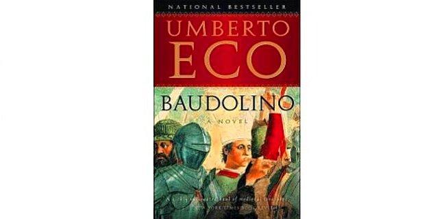 2003: Baudolino - Umberto Eco