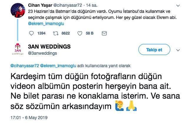 11. Galiba en güzeli de düğününü iptal eden bu gence destek olan fotoğrafçı ❤️