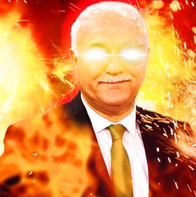 13. Ateş seni çağırıyor...