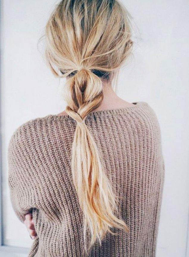 15. Yazın uzun saçlarımızla her yerde gözler üzerimizde olacak. Hazır mısınız? 😎