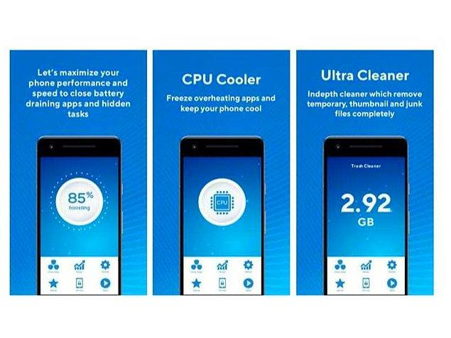 Master Cleaner - CPU Booster