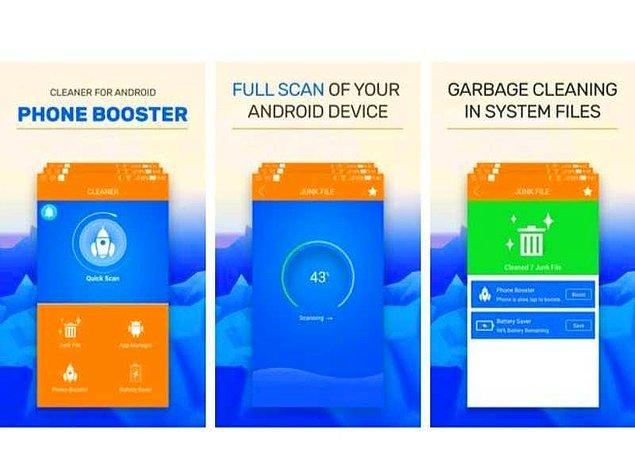 Phone Booster - Clean Master