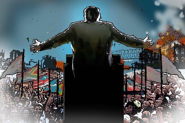 """3. """"Demokrasinin bütün hastalıkları daha fazla demokrasi ile tedavi edilir."""""""