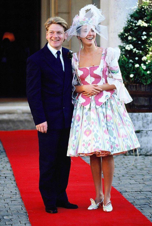 9. Emma Thompson ve Kenneth Branagh (1989):